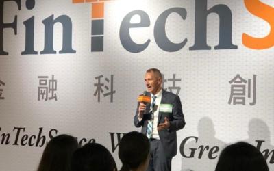 Fintech Taipei visit