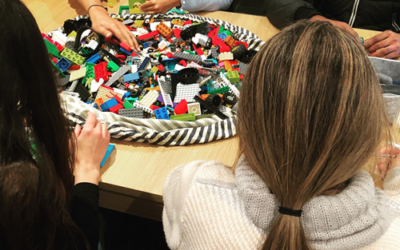 Customer insights using Lego