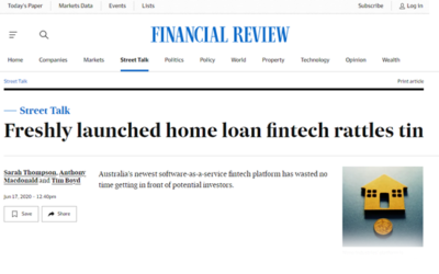 Financial Review Article