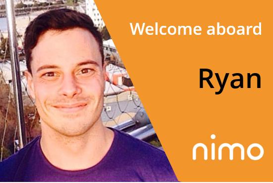 Welcome Ryan