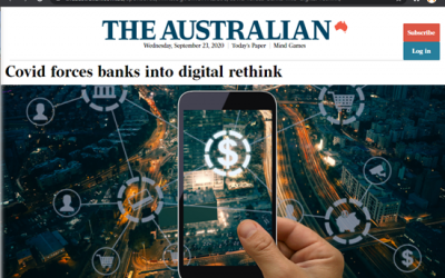 Covid forces banks into digital rethink