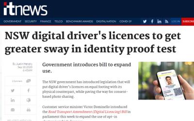NSW Digital Drivers Licence Bill