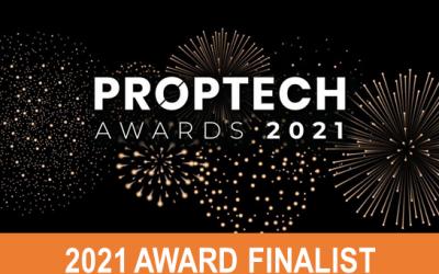 Finalist – PROPTECH AWARDS 2021